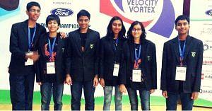 bengaluru- school- kids- FIRST LEGO league international open championship