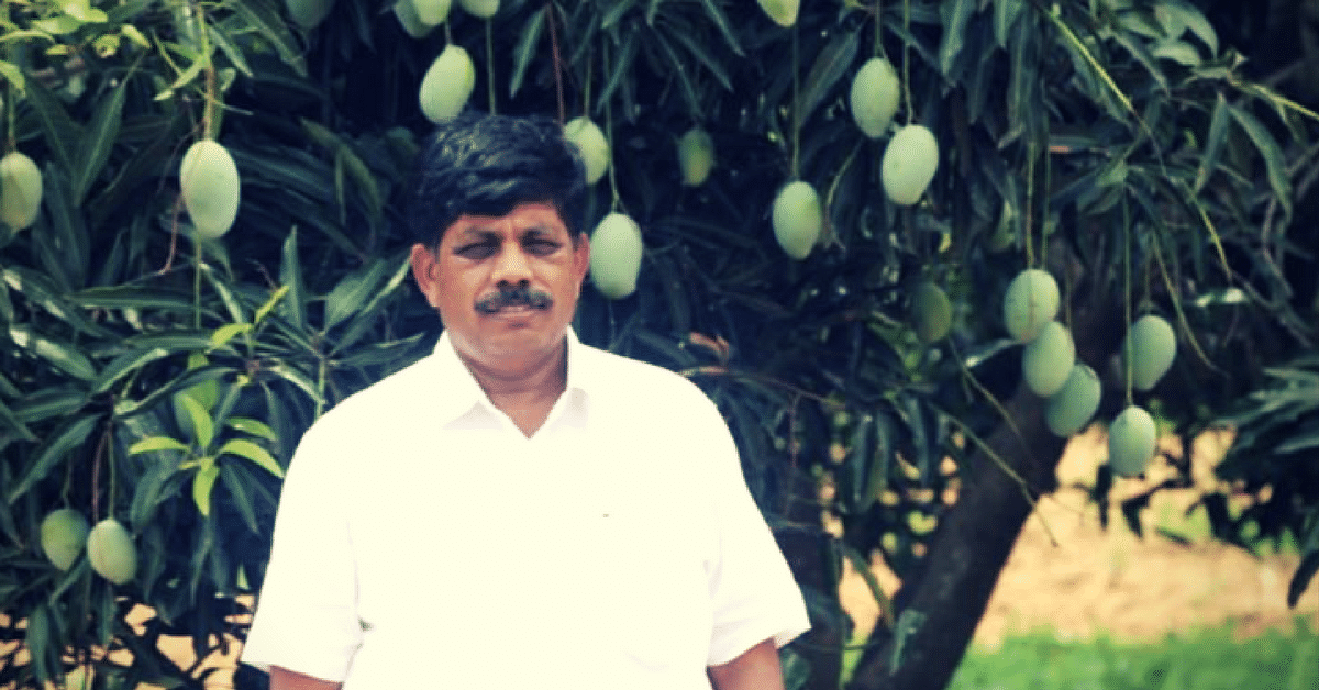 This Lecturer Quit His Job to Become a 'Plant Doctor' & Help Farmers in Distress