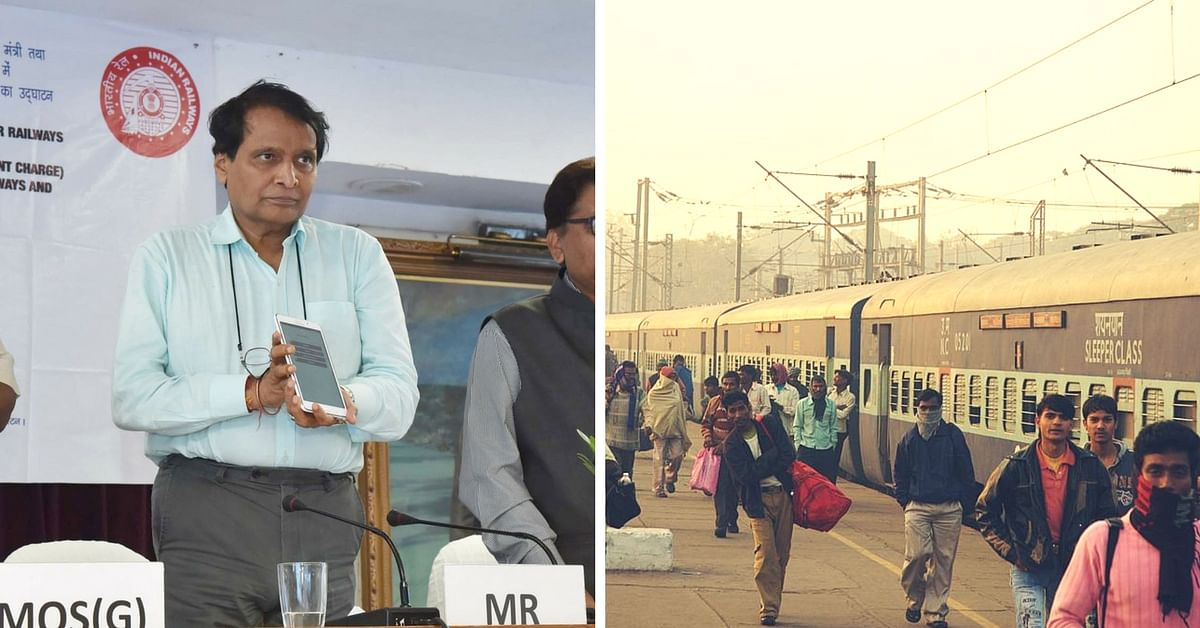 On SAARTHI, a User-Friendly App by the Indian Railways, You Can Do Pretty Much Everything!