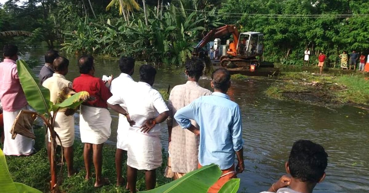 How the Will of the People From Kerala Brought a 9-Km-Long Dead River to Life