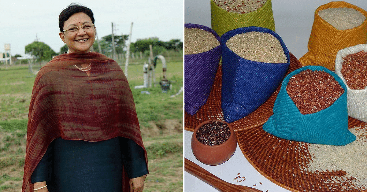 This Woman's Preserved 30 Indigenous Rice Varieties & Is Making Sure You Get a Grain of History Too!