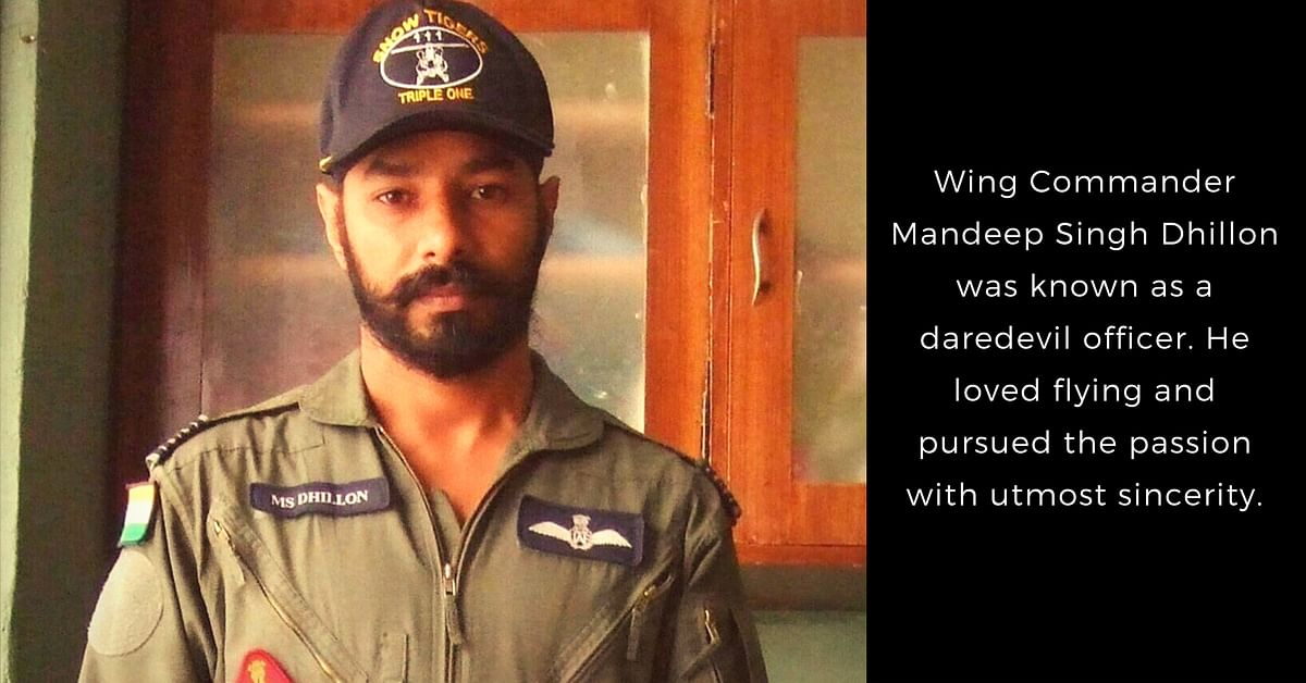 A Tribute to the Brave IAF Officer Who Lost His Life Saving 169 People in Arunachal