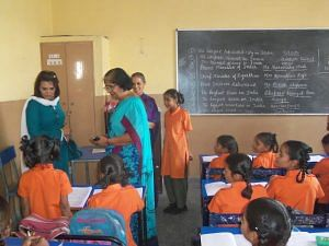 Vimukti students are smart, intelligent and confident