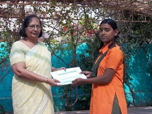 Given an Opportunity, underprivileged girls can do wonders