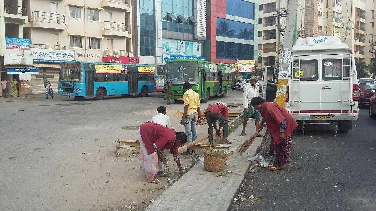 bengaluru-wastepickers-click-rate-waste samaritan