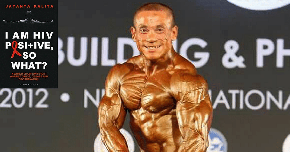 This Body Builder from Manipur Is 45, a Multi-Title Winner and HIV Positive!