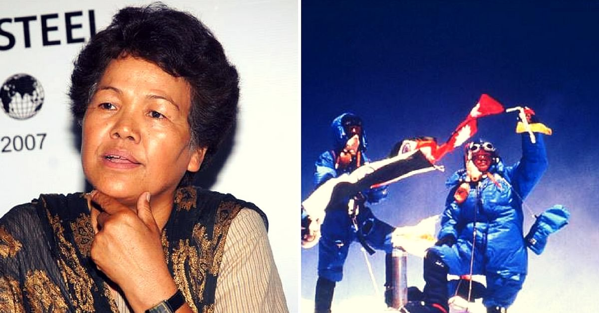 How Bachendri Pal Became the First Indian Woman to Climb Mount Everest!
