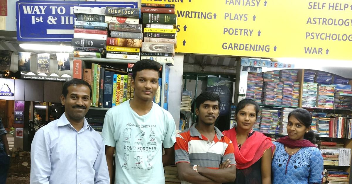 How One Man Made Bengaluru's Favourite Bookstore 'Blossom' From the Pavement