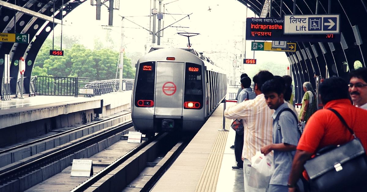 Goodbye Crowded Stations! Delhi Metro To Get 101 More Trains & 2 New Routes