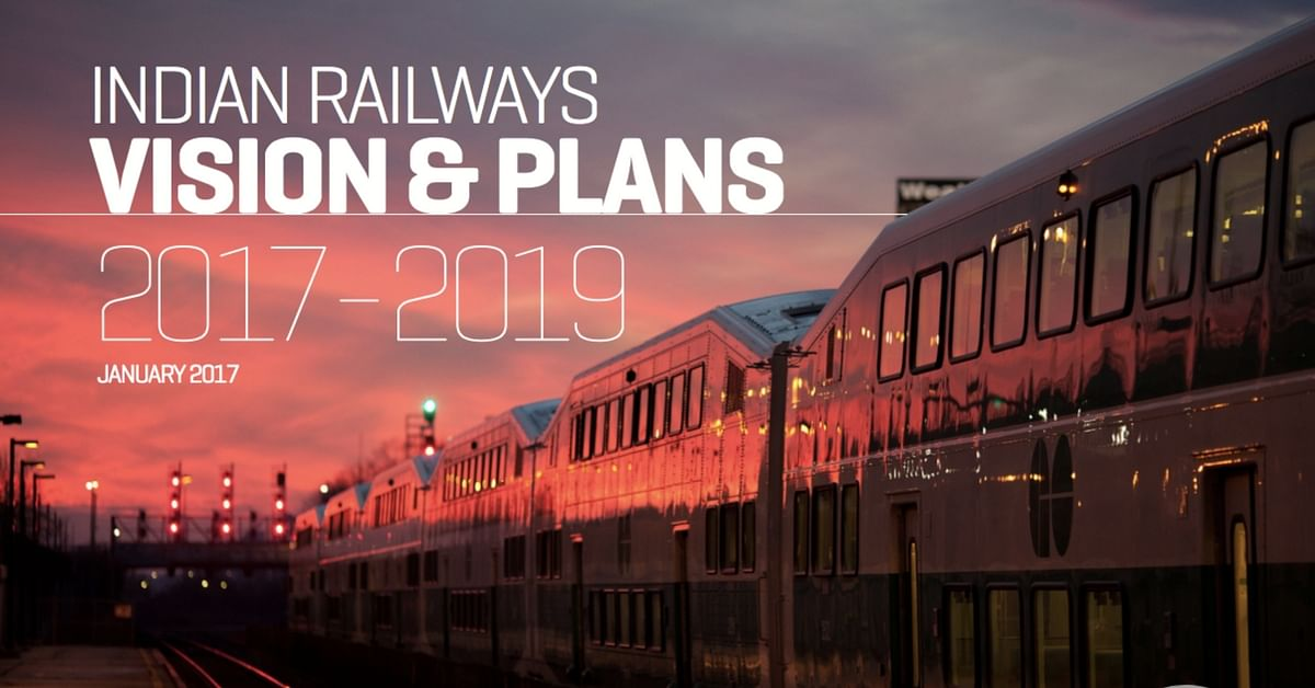 Indian Railways' 2-Year Mission Plan Is Out. Here Are 10 Exciting Things to Look Forward To