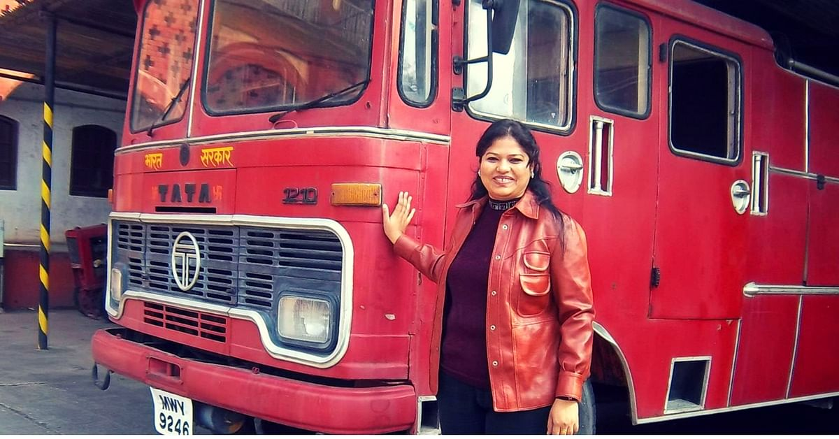 Meet India's First Woman Firefighter, a Trailblazer for Generations of Women to Come!