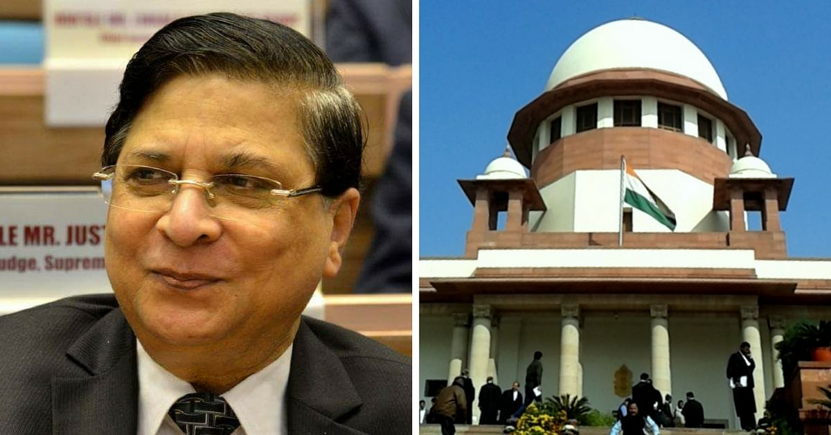 All You Need to Know About the 45th Chief Justice of India – Justice Dipak Misra