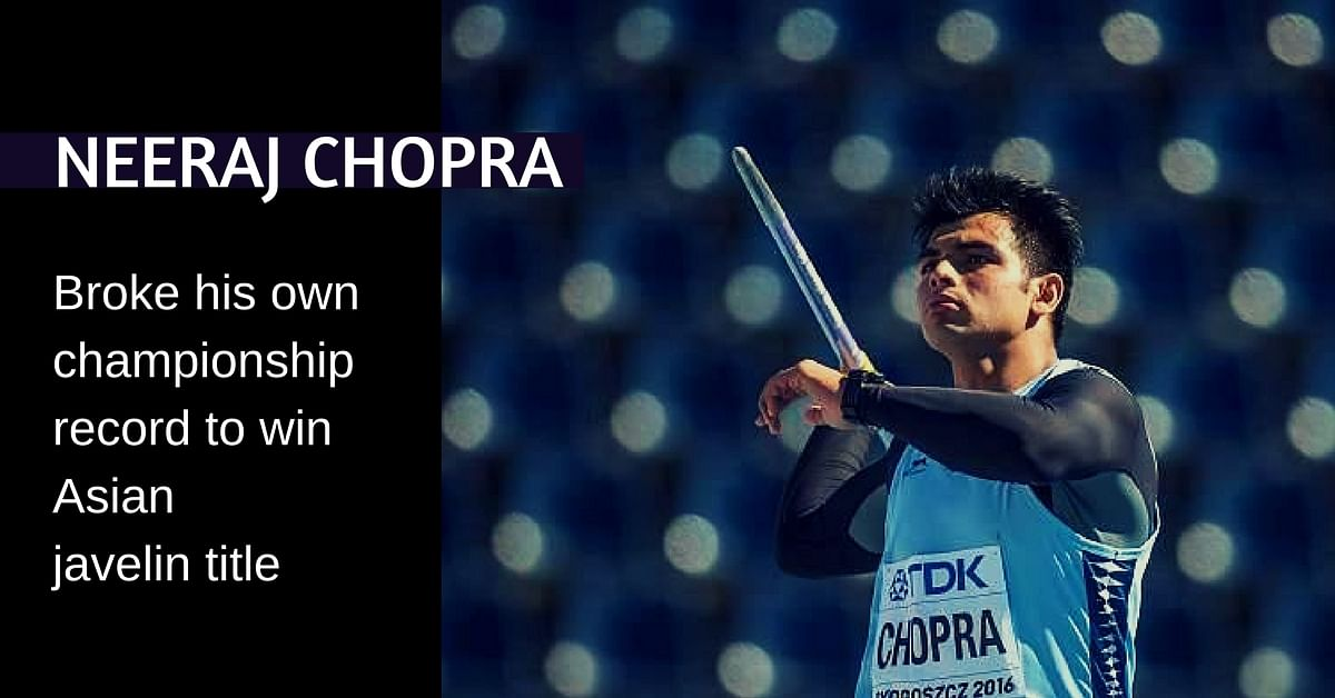 Davinder Singh Kang first Indian to qualify for javelin finals