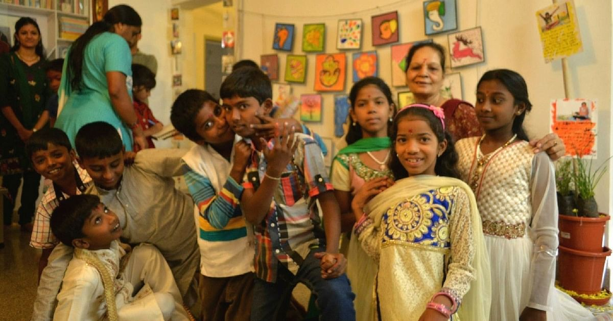 Change Through Art: How One Intiative Can Transform Kids Lives