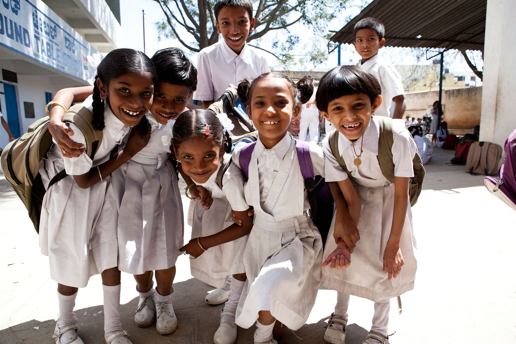 Education spending India