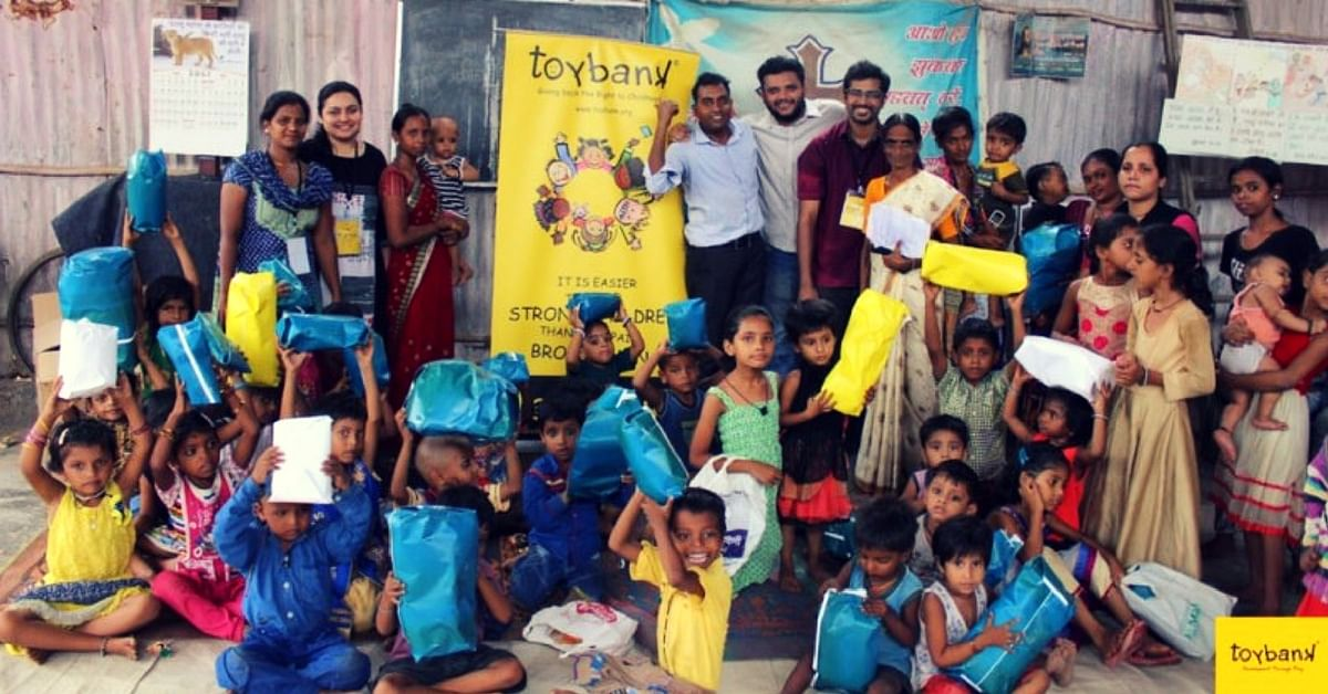 Remember Enjoying Board Games? One NGO Is Helping Underprivileged Kids Play Them Too!