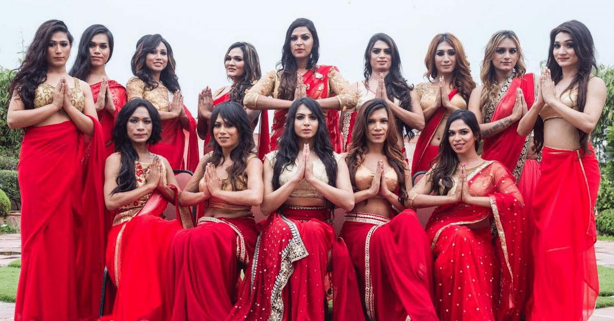 How One Woman's Hope to 'Give Back' Created India's Trans Queen 2017