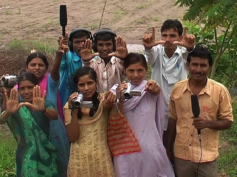 community correspondents at Video Volunteers