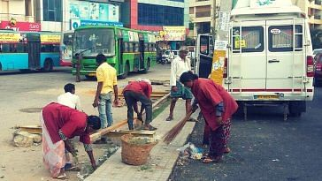 bengaluru-waste pickers- Waste Samaritan (1)