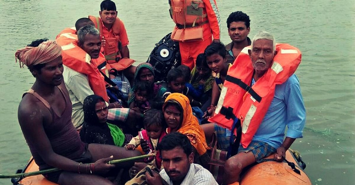 Over 28,000, Including 6 Pregnant Women, Rescued By NDRF In Flood-Hit North India