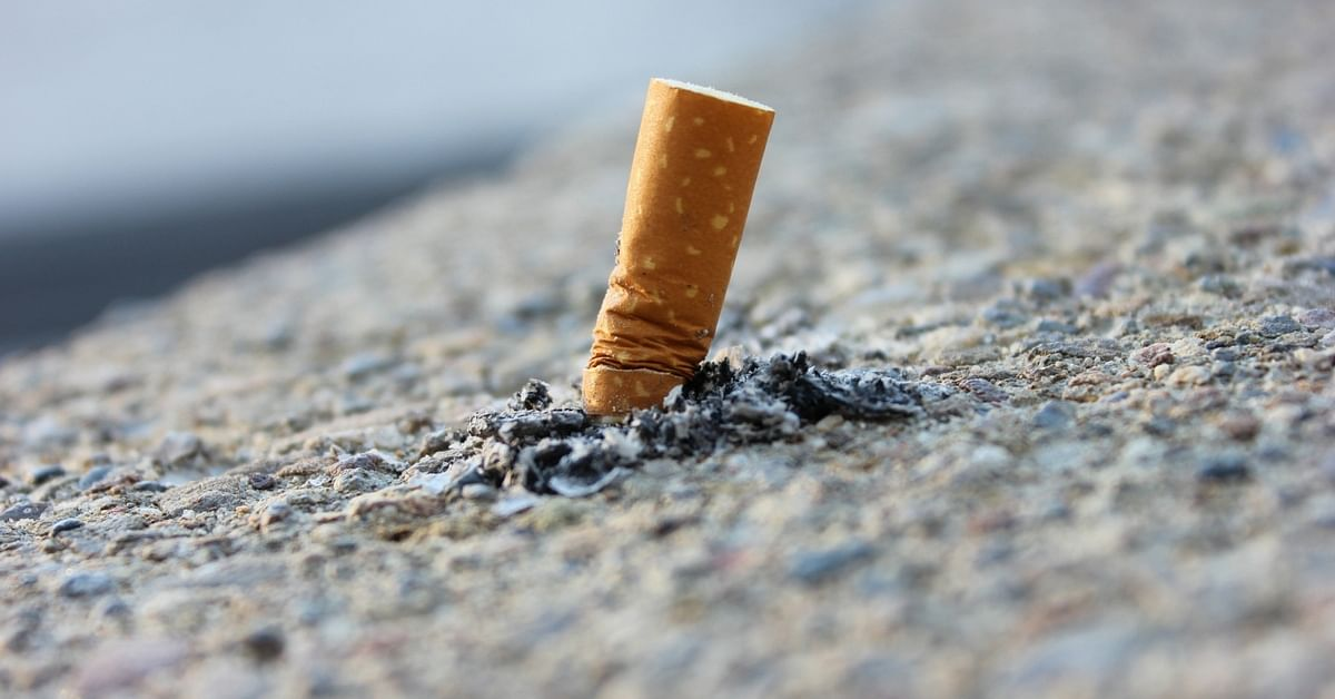 Cigarette Butts Could Soon Help in Road Construction, Instead of Just Adding to the Litter!
