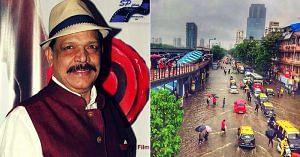 govind namdev-monsoon charity-mumbai-rains-beggars