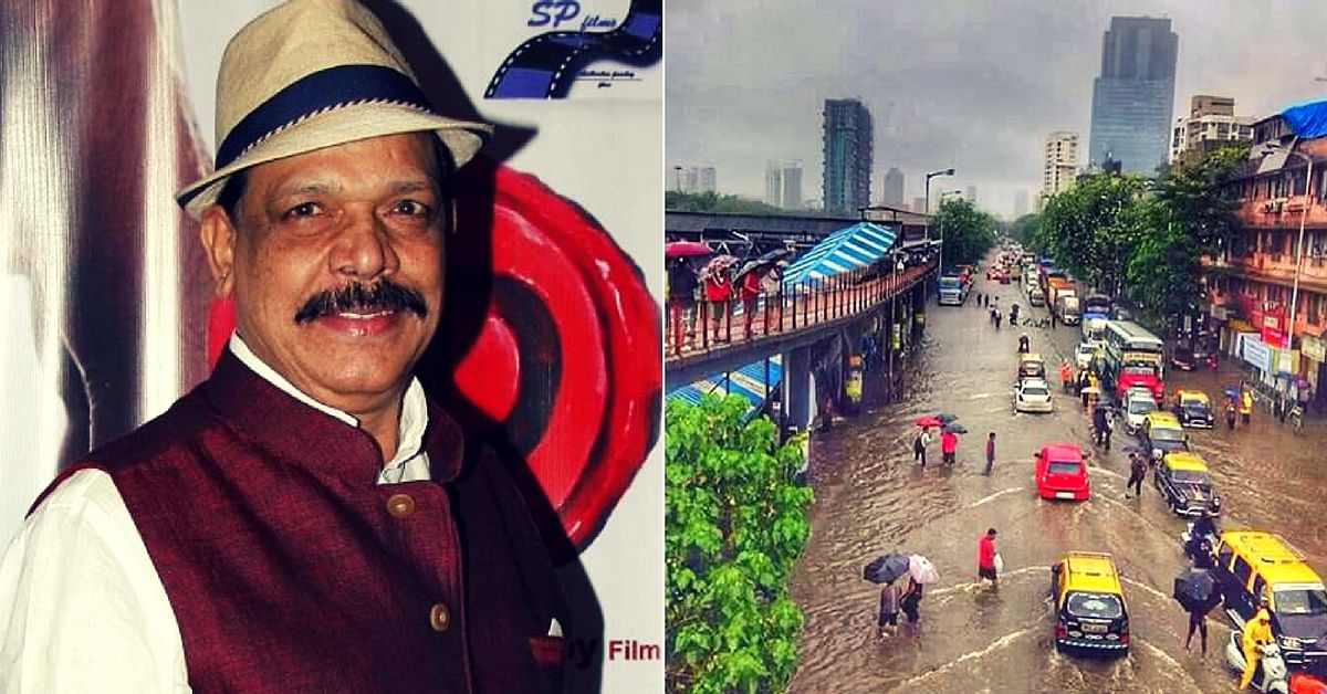 govind namdev-monsoon-charity-mumbai-rains-beggars