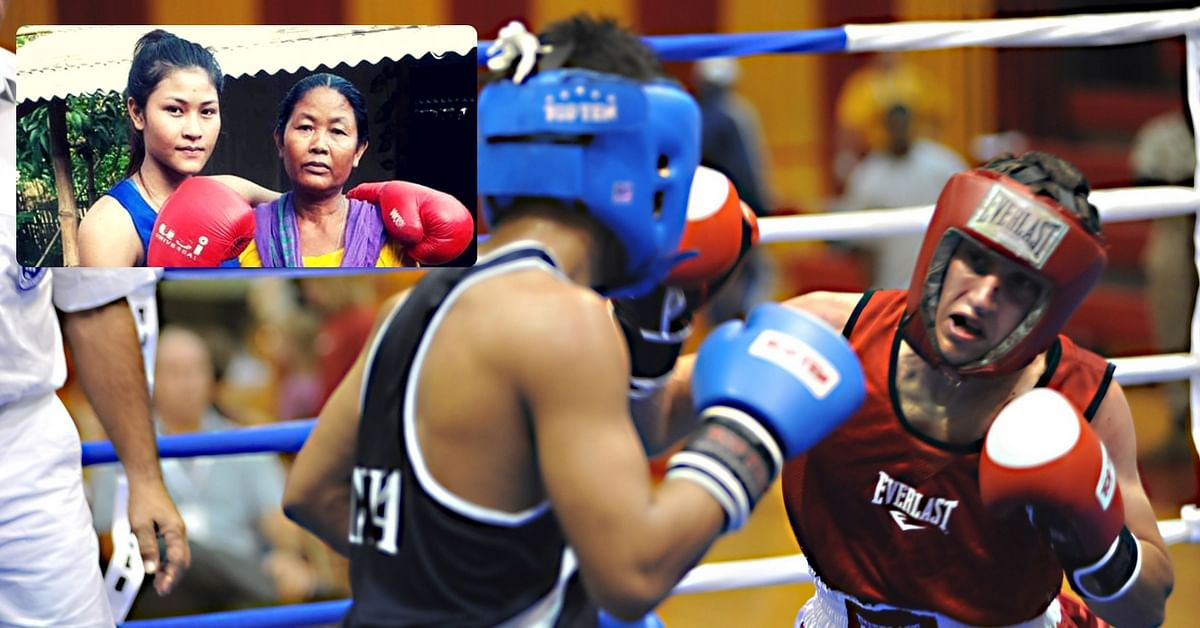 How the 19-Year-Old Daughter of a Vegetable Seller in Assam Became an International Boxer