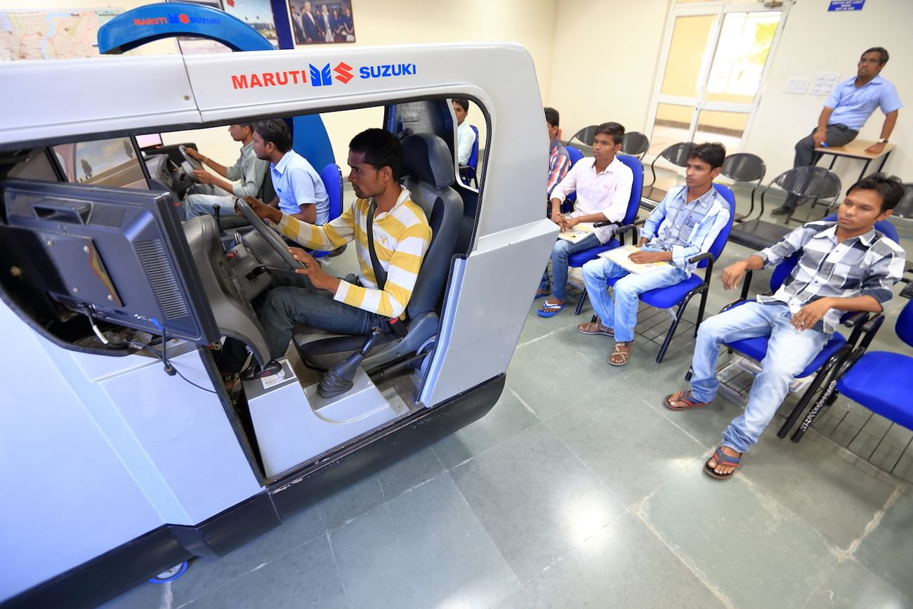 Gujarat Driving Institute Has Empowered 11 574 Tribal Youth Free Of Cost