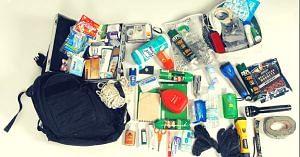monsoon emergency bag mumbai