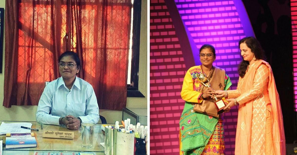 surekha yadav-indias- first-woman-train driver