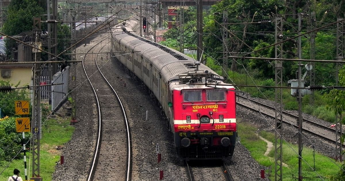 How One Man's Timely Action Saved 1,200 Railway Passengers