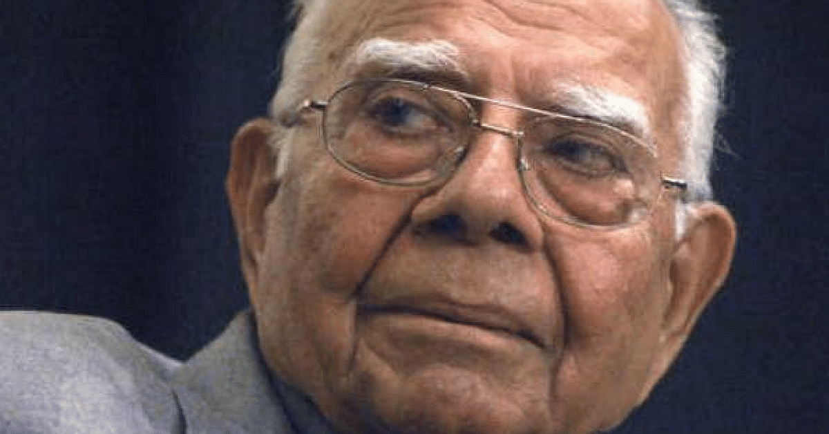 Ram Jethmalani: 13 Things To know About India's Most Famous Defence Lawyer
