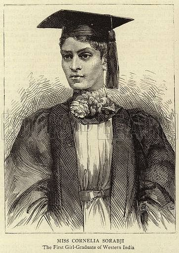 cornelia Sorabji - india-first-woman-lawyer