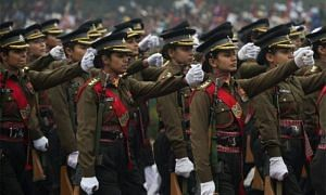 Priya Jhingan - first woman to join the Indian Army