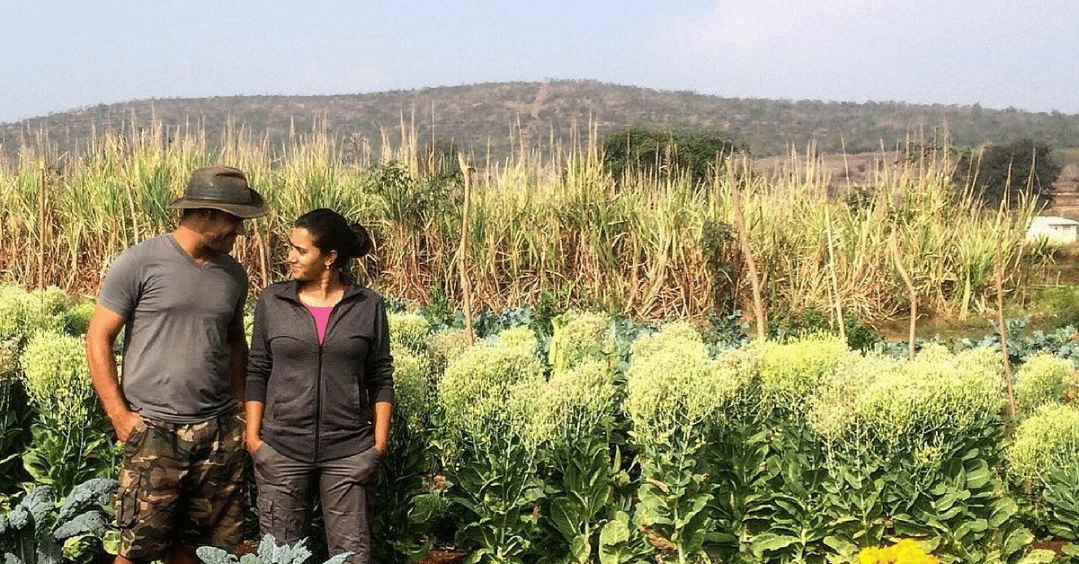 In Conversation: Becoming Organic Farmers in Karnataka Seems to Be the Best Choice This Couple Made