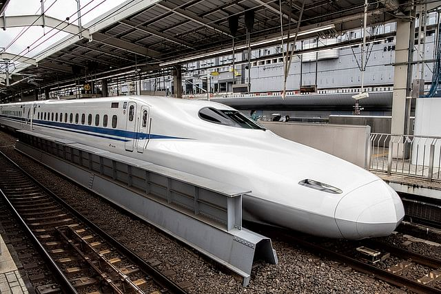 Modi, Abe to kick-start India's bullet train project