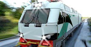 The Indian Railways Electric Locomotive is all set! Image Courtesy: Railway Gazette.