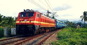 The Railways have always been the backbone of the nation. Picture Source: Wikimedia Commons.