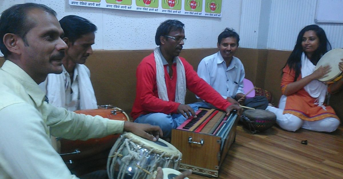 Set in a Difficult Terrain, This Radio Station Spreads Cheer to Two Lakh Listeners!