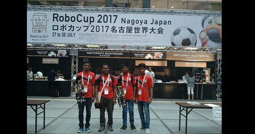 Teacher crowdfunds his students trip to a robotics competition in Japan