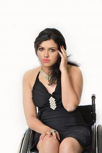 Dr Rajalakshmi SJ- Miss Wheelchair World