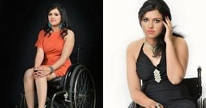 Dr Rajalakshmi SJ- Miss Wheelchair World