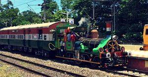 Express EIR 21 - Worlds Oldest Working Steam Loco