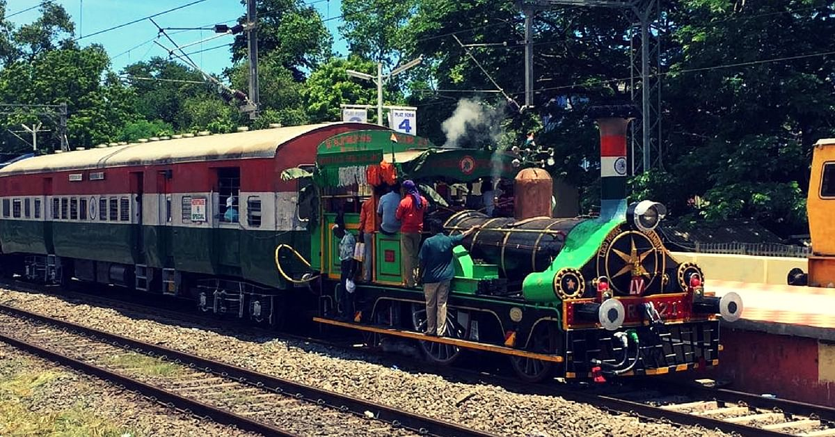 Did You Know The World\'s Oldest Working Steam Loco Is In India?