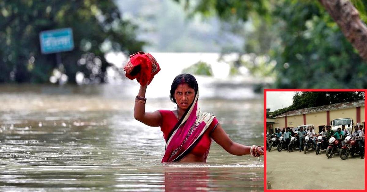 These Bike-Riding Doctors Helped Over 10,000 Villagers in Flood-Struck Bihar