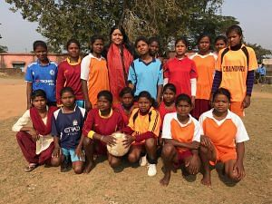 rupanti munda-footballer-international