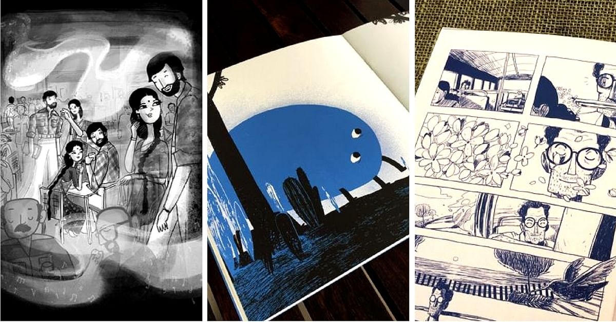 Love Comics? This Indie Studio From Ernakulam Has Stories That You Will Never Forget