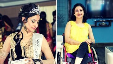 Priya Bhargava- Miss India Wheelchair
