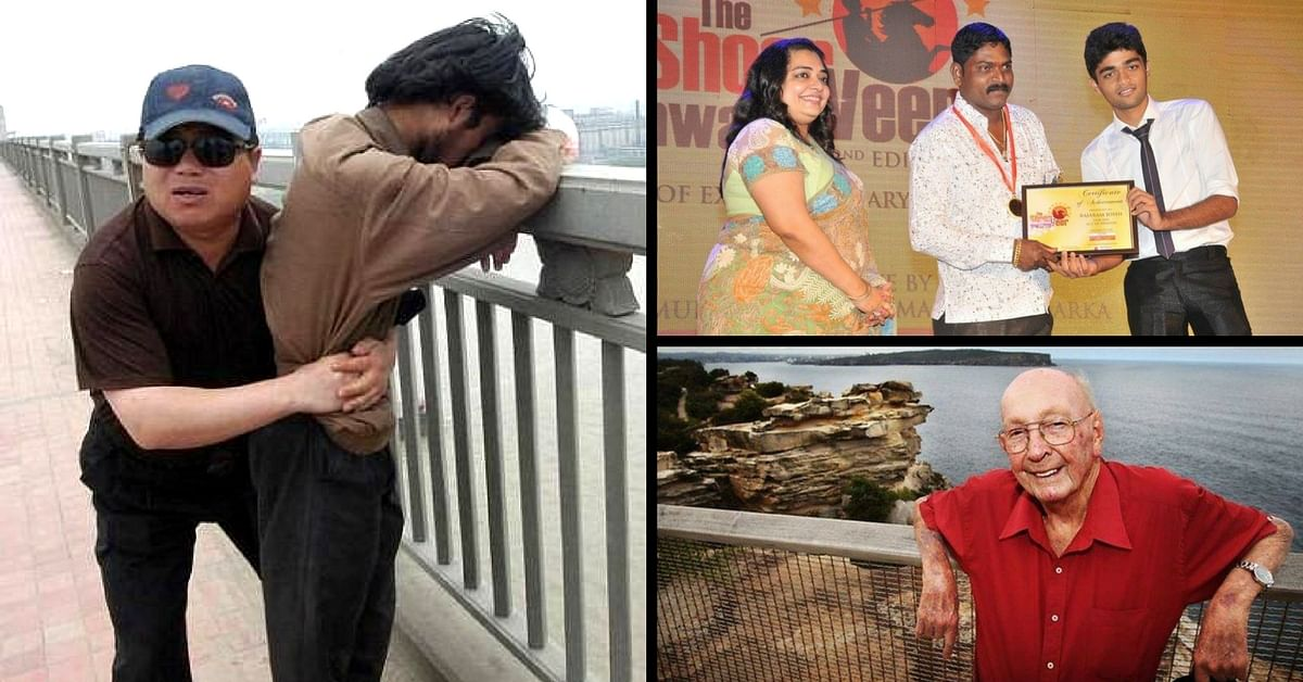 From India to Australia, Meet the Amazing People Who Save Hundreds From Suicide
